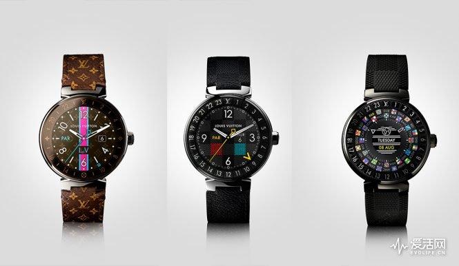 LV的智能手表