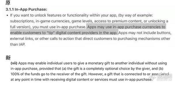 app store 条款