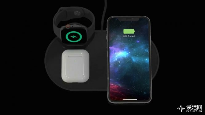 mophie 3-in-1 wireless charging pad for Apple iPhone, Watch & AirPods [720p].mp4_20190812_115648.678